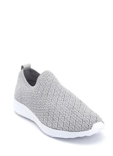 Derimod Kadın Ayakkabı(1372-20204202) Spor Gri